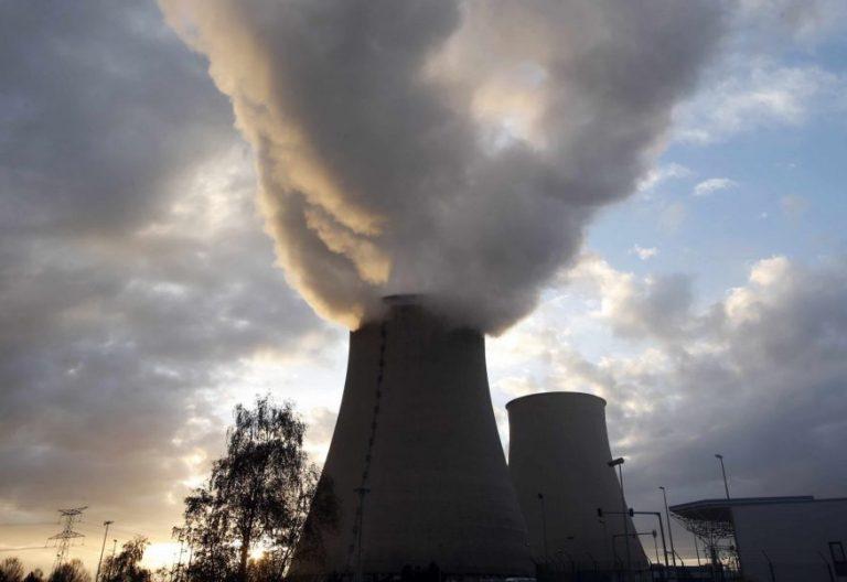 Imagen de archivo de una central nuclear en Francia/CNS