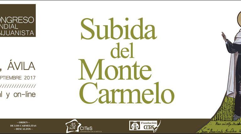 I Congreso Mundial Sanjuanista Universidad Mística de Ávila septiembre 2017