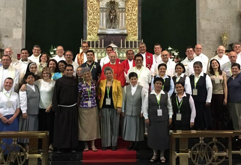 II Encuentro Latinoamericano de casas de atención al clero y a la vida consagrada agosto 2017