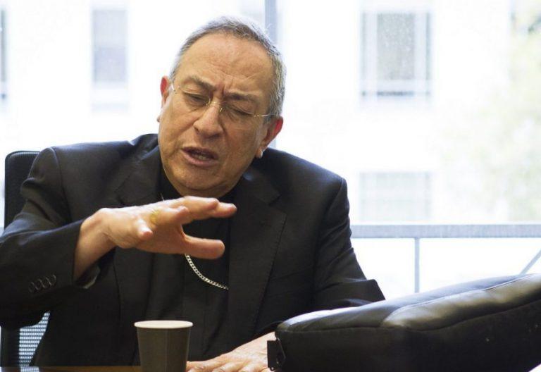 El cardenal Oscar Rodríguez Maradiaga, en una imagen de archivo/CNS