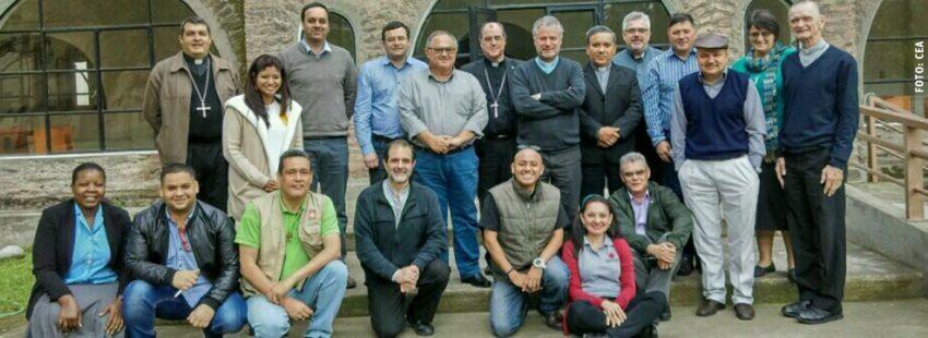 encuentro de las Comisiones Episcopales de Migraciones de la Iglesia de América del Sur septiembre 2017