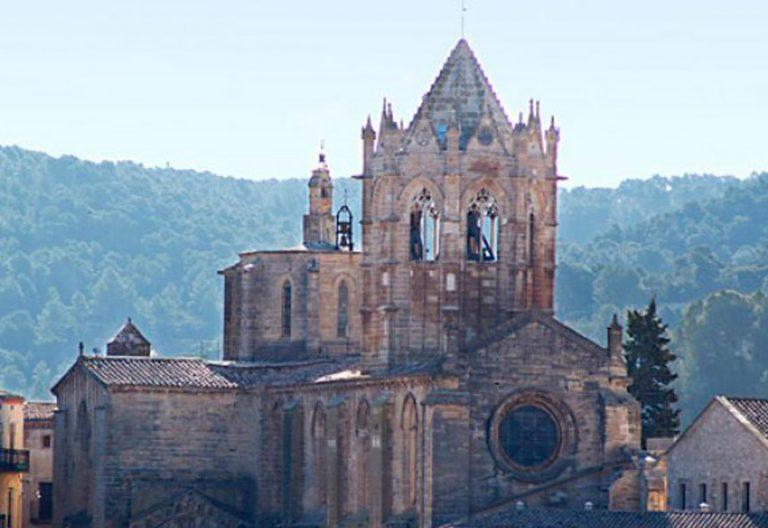 Monasterio de Vallbona de les Monges Urgell procés independencia Cataluña