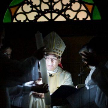 El obispo de Japón, Isao Kikuchi, en una imagen de archivo/IK