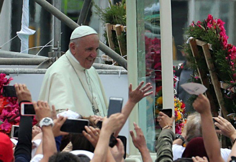 papa Francisco viaje Colombia misa en Medellín 9 septiembre 2017