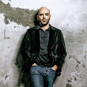 Roberto Saviano, escritor, autor de Gomorra