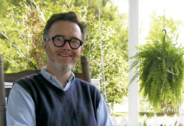 Rod Dreher, periodista estadounidense autor de The Benedict Option