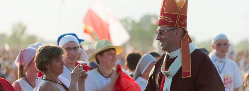 El arzobispo de Gniezno y primado de Polonia, Wojciech Polak