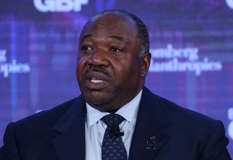 Alí Bongo, presidente de Gabón