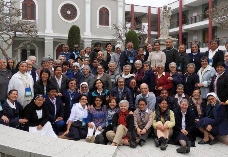 CLAR V seminario de reconfiguración Lima Perú octubre 2018