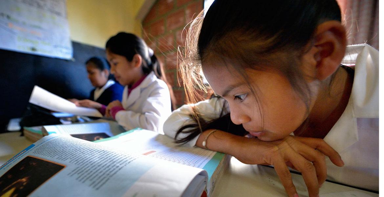 Menores y educación