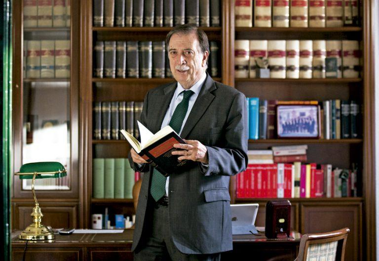 Eugeni Gay, abogado, impulsor de Cristianos por la Convivencia