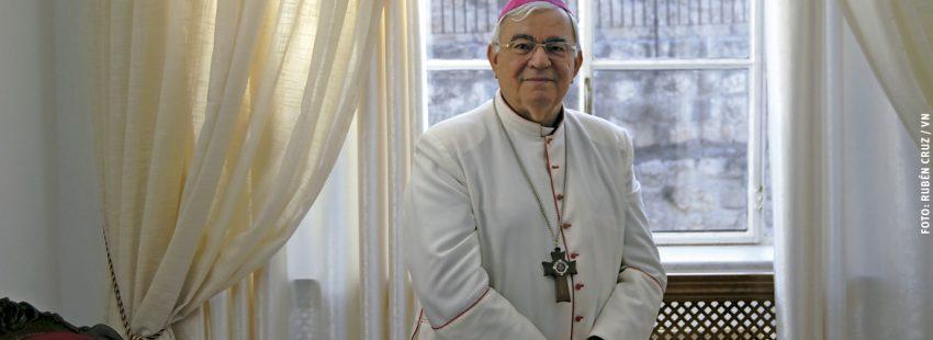 Giacinto-Boulos Marcuzzo, obispo auxiliar y vicario patriarcal para Israel
