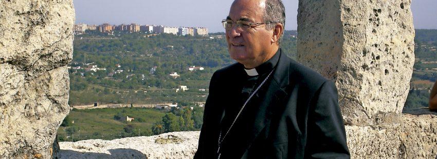 Jaume Pujol, arzobispo de Tarragona y presidente de la Conferencia Episcopal Tarraconense