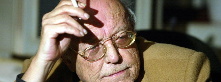 El escritor abulense, José Jiménez Lozano, ha sido distinguido este mes de octubre de 2017 con la medalla 'Pro Ecclesia et Pontifice'