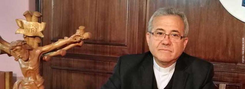 José Fuente, secretario general adjunto de la Conferencia Episcopal de Bolivia