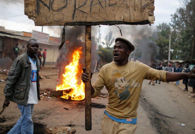 Violencia en Kenia