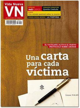 portada Vida Nueva Cartas del Vaticano a víctimas de abusos 3056 octubre 2017