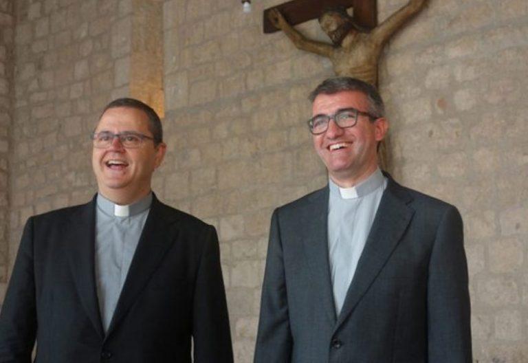Los obispos auxiliares de Barcelona, Sergi Gordo y Antoni Vadell