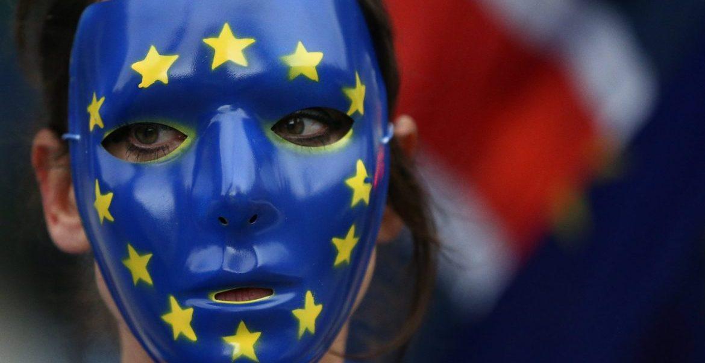 Una protesta contra el Brexit y a favor de la Unión Europea en Londres/EFE