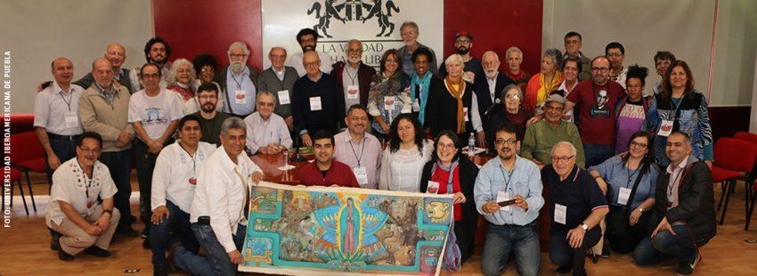 teólogos de la liberación Amerindia encuentro intergeneracional octubre 2017