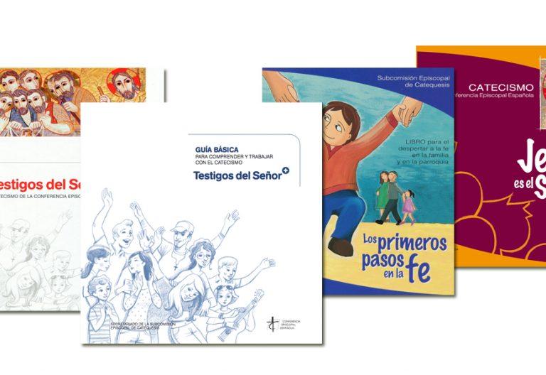catecismos de la Conferencia Episcopal Española y recursos para niños y adolescentes