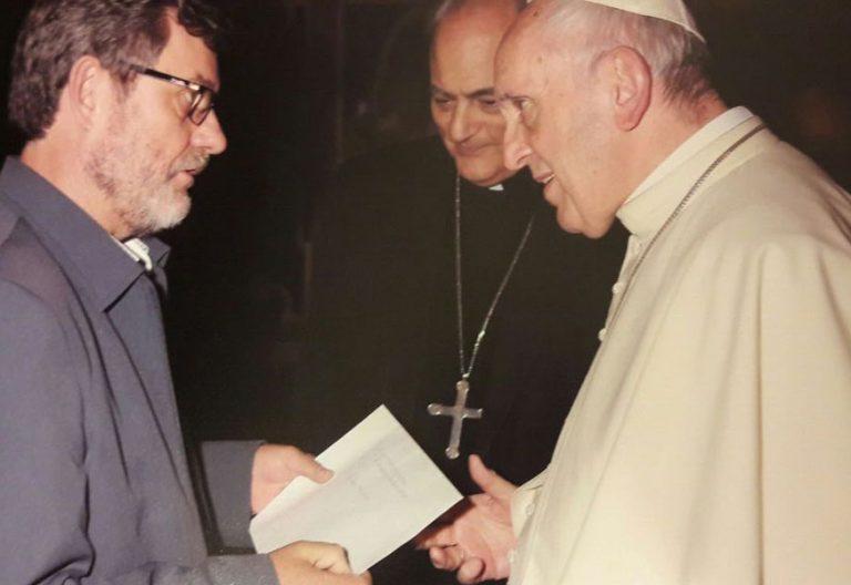 papa Francisco recibe carta de apoyo de teólogos de la liberación octubre 2017