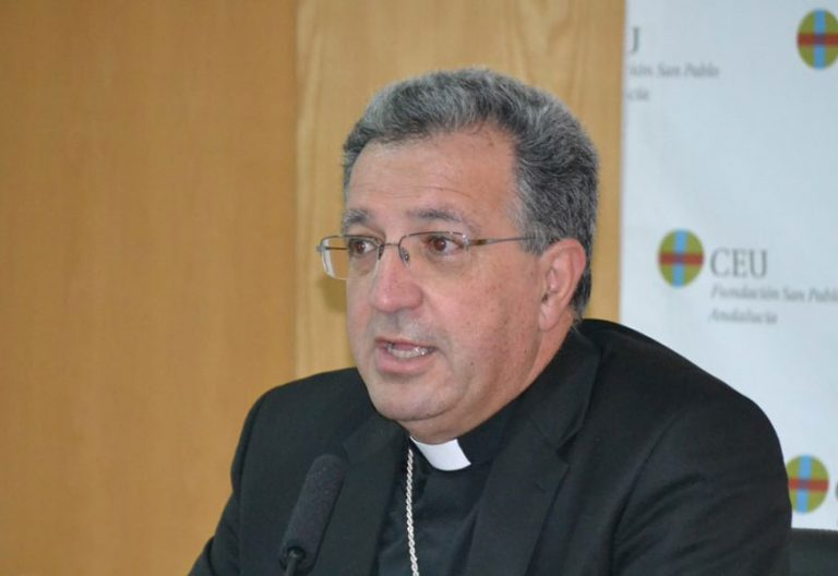 Ginés García Beltrán, obispo de Guadix archivo