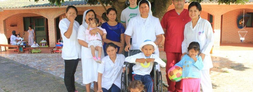 misioneros laicos y religiosos en Bolivia Yapacani