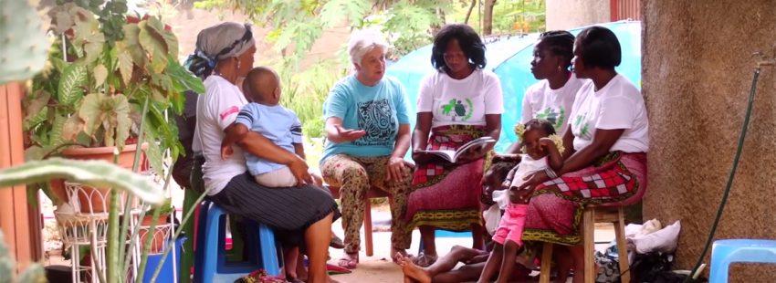 misionera en Brasil comunidades