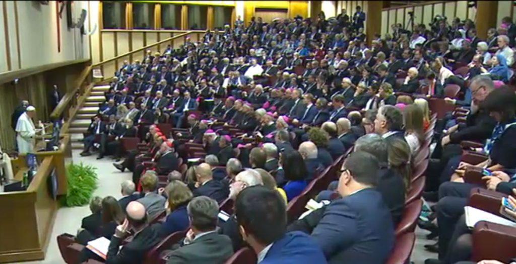 Discurso del papa Francisco a los participantes del congreso (Re) pensar Europa: una contribución cristiana al futuro del proyecto europeo 28 octubre 2017