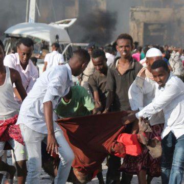 315 personas asesinadas en el atentado múltiple en Somalia el pasado 14 de octubre 2017