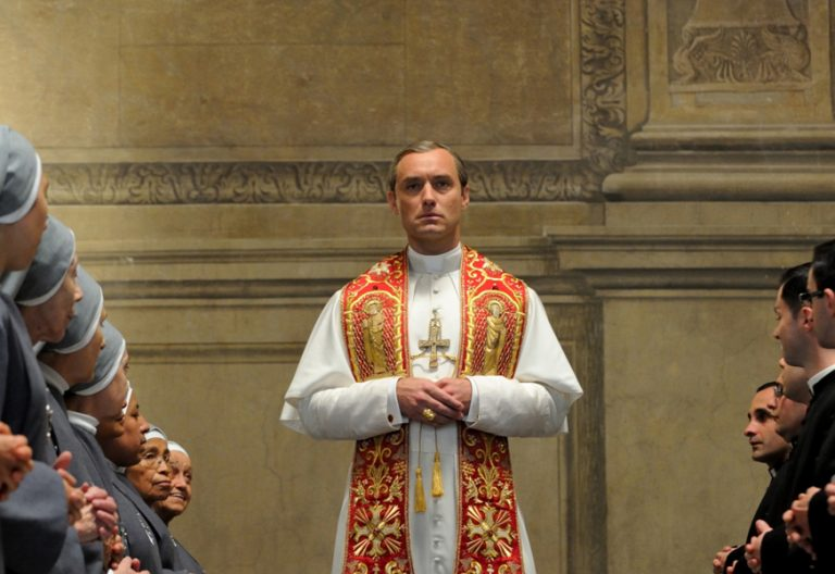 The Young Pope, serie de televisión con Jude Law