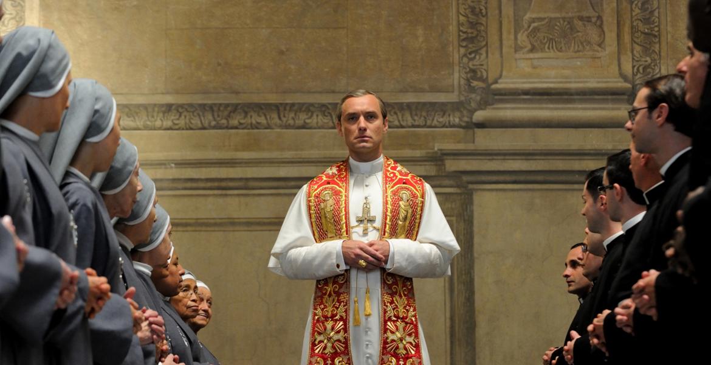 The Young Pope, serie de televisión con Jude Law