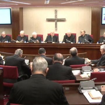 Asamblea Plenaria de la Conferencia Episcopal Española 20 noviembre 2017