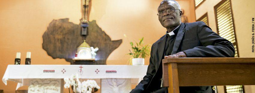 Joachim Ntahondereye, presidente de la Conferencia Episcopal de Burundi