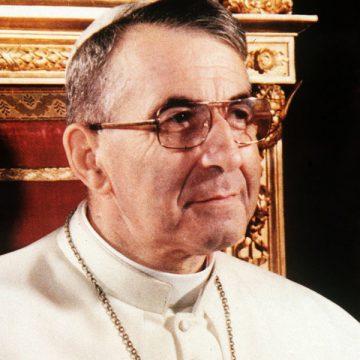papa Juan Pablo I Albino Luciani