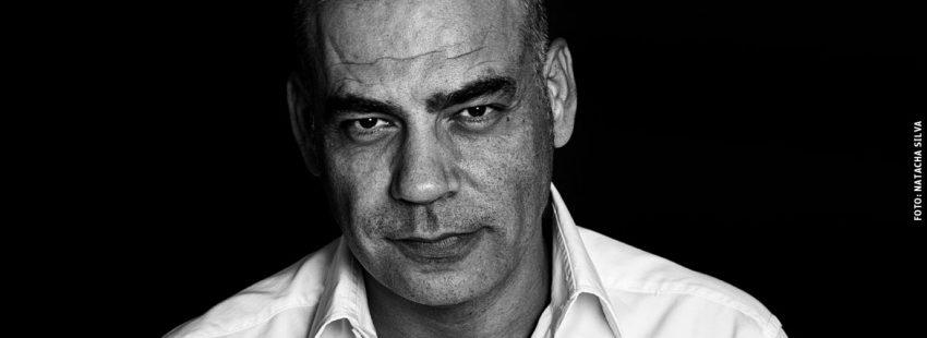 Nacho Abad, periodista y criminólogo