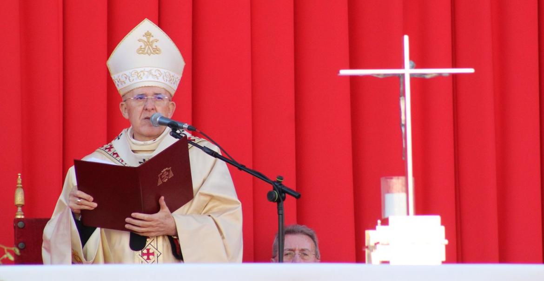 El cardenal Osoro, en la eucaristía con motivo de la festividad de la Almudena/Archimadrid