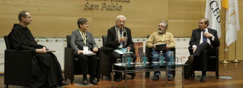 Participantes en el Congreso Católicos y Vida Pública