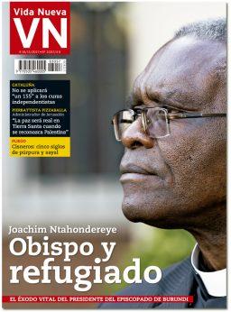 portada Vida Nueva Entrevista al presidente del Episcopado de Burundi 3057 noviembre 2017