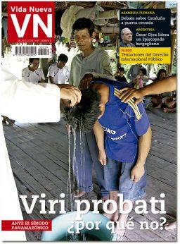 portada Vida Nueva Viri probati y el Sínodo de la Amazonía 3059 noviembre 2017
