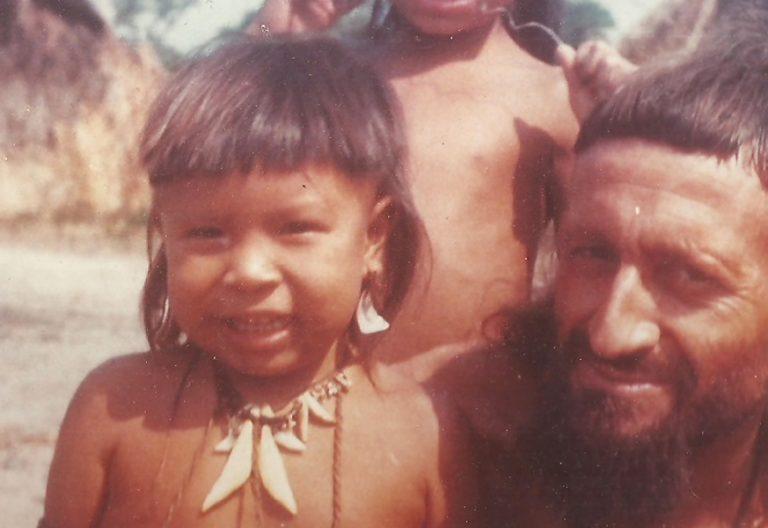 Vicente Cañas, Kiwxí, jesuita misionero con los indígenas de Brasil asesinado en 1987