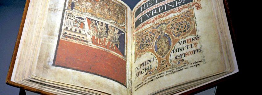 El Códice Calixtino, distinguido con la Memoria del Mundo por la UNESCO 2017