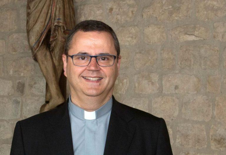 El obispo auxiliar de Barcelona, Sergi Gordo