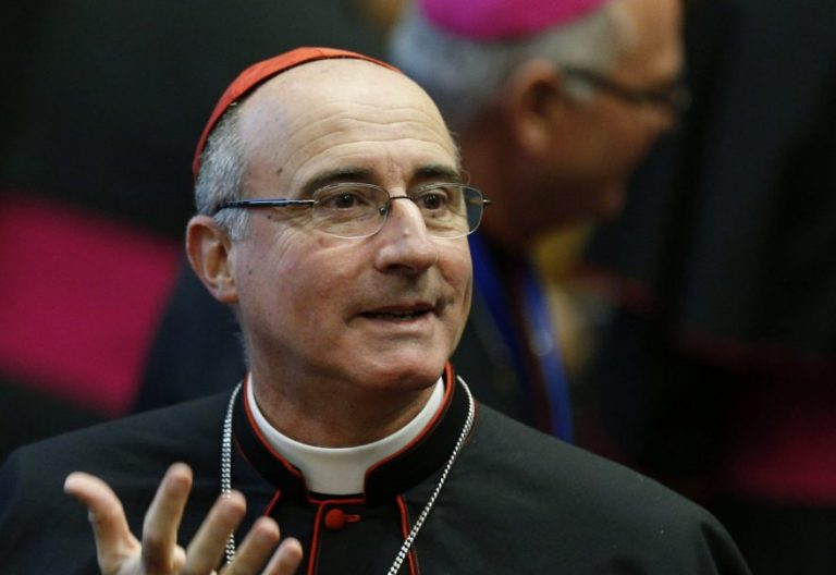 El cardenal arzobispo de Montevideo, Daniel Sturla en una imagen de archivo/CNS