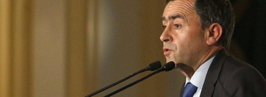 Fernando Giménez Barriocanal, vicesecretario para Asuntos Económicos de la Conferencia Episcopal Española archivo