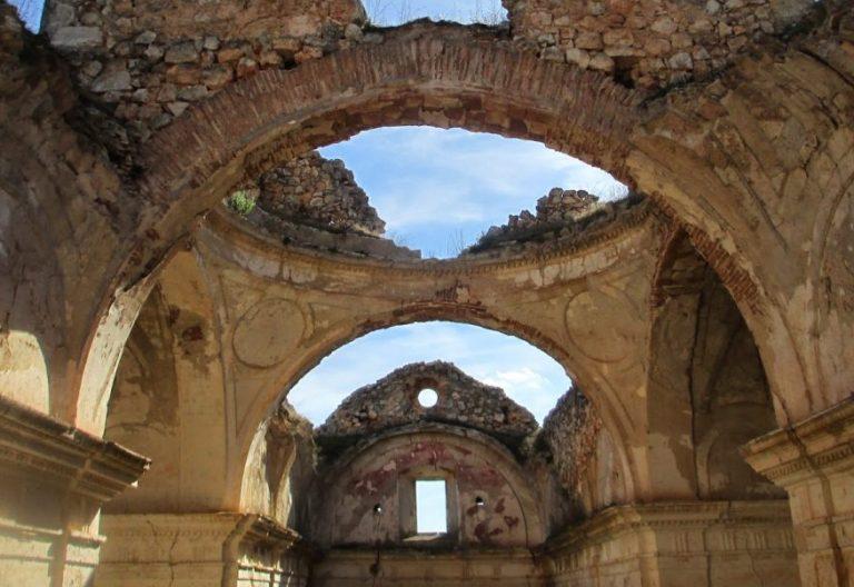 La ermita de Hontoba, en la diócesis de Guadalajara