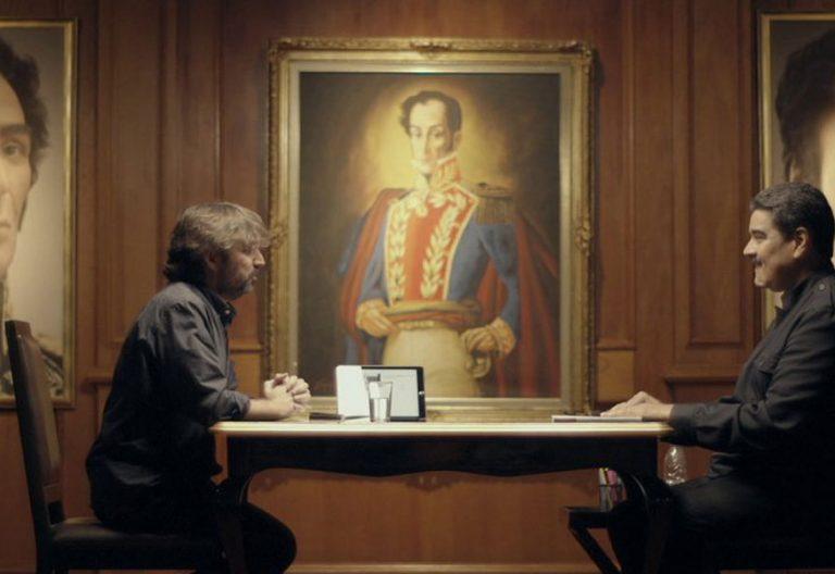 Nicolás Maduro, entrevistado por Jordi Évole en Miraflores 12 noviembre 2017 Venezuela