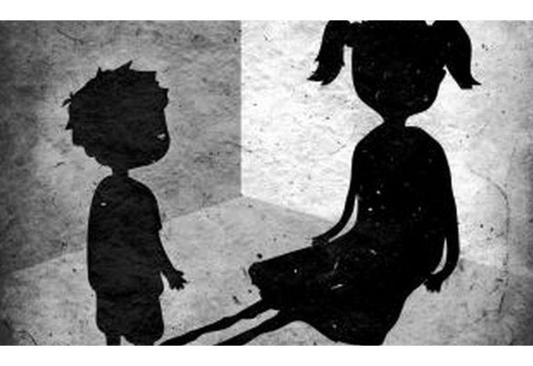 ilustración de un niño-niña identidad de género y transexualidad