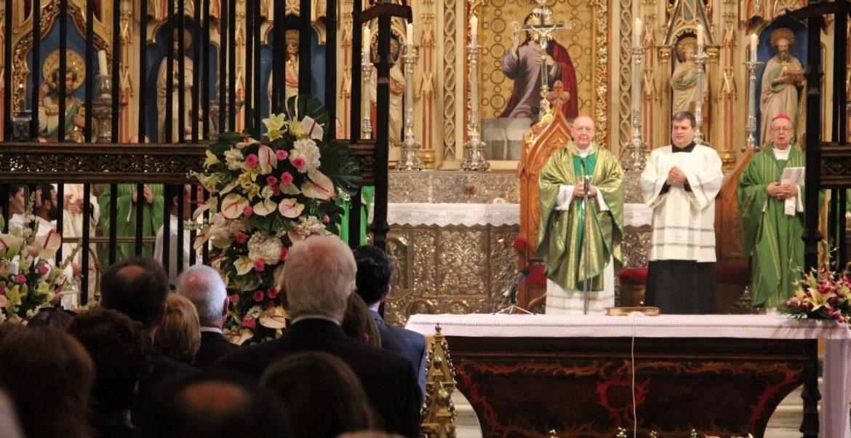 El cardenal Kevin Farrell clausuró el III Congreso Internacional de Cofradías y Hermandades en Murcia/DIÓCESIS MURCIA